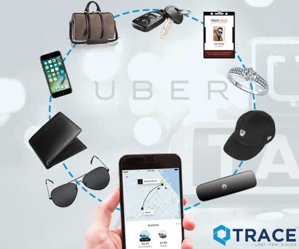 tips to find Uber lost items