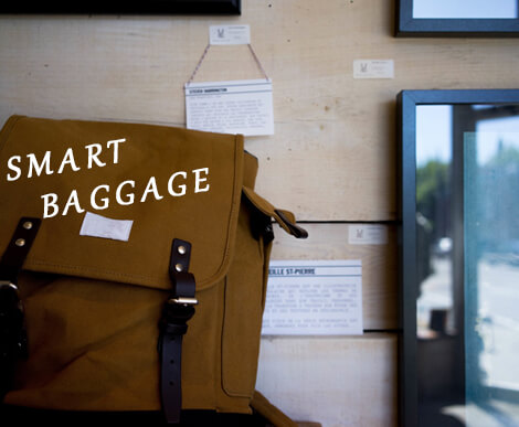 best travel tech accessories | Smart Baggage