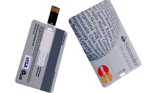 Credit Card Pen Drive | Corporate Business Gifting Ideas for Diwali