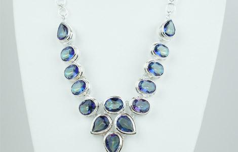 Bhai Dooj Gift for Sister | Jewellery set