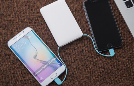 Portable USB Power Bank | Best Corporate Gifts For Diwali