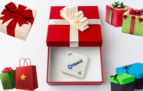 QTrace Tracker Device | Diwali Corporate gifts