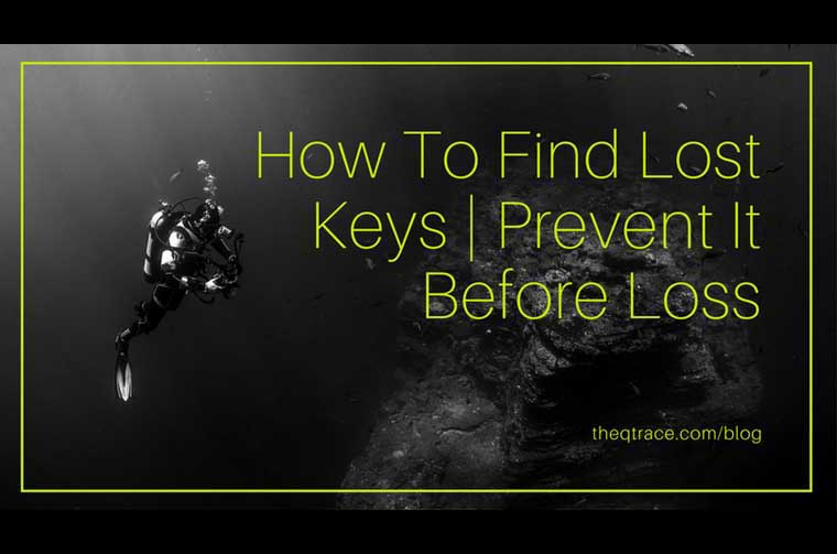 10 important ways to find lost keys